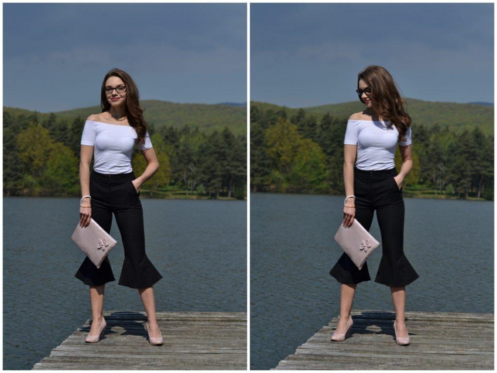 La FLorita zvonové nohavice