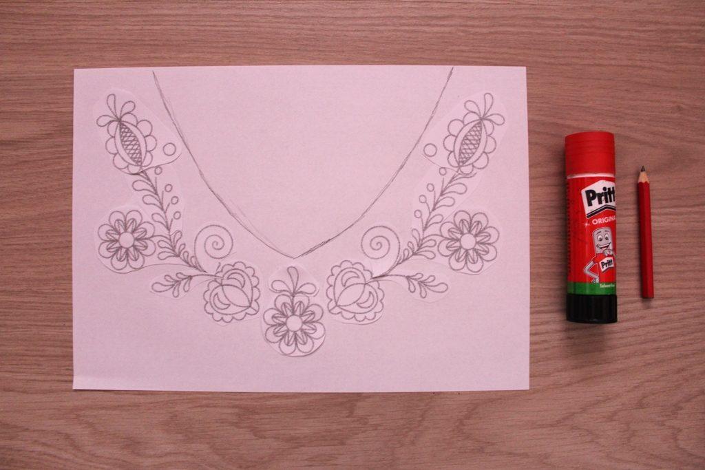 maľované tričko postup (3)