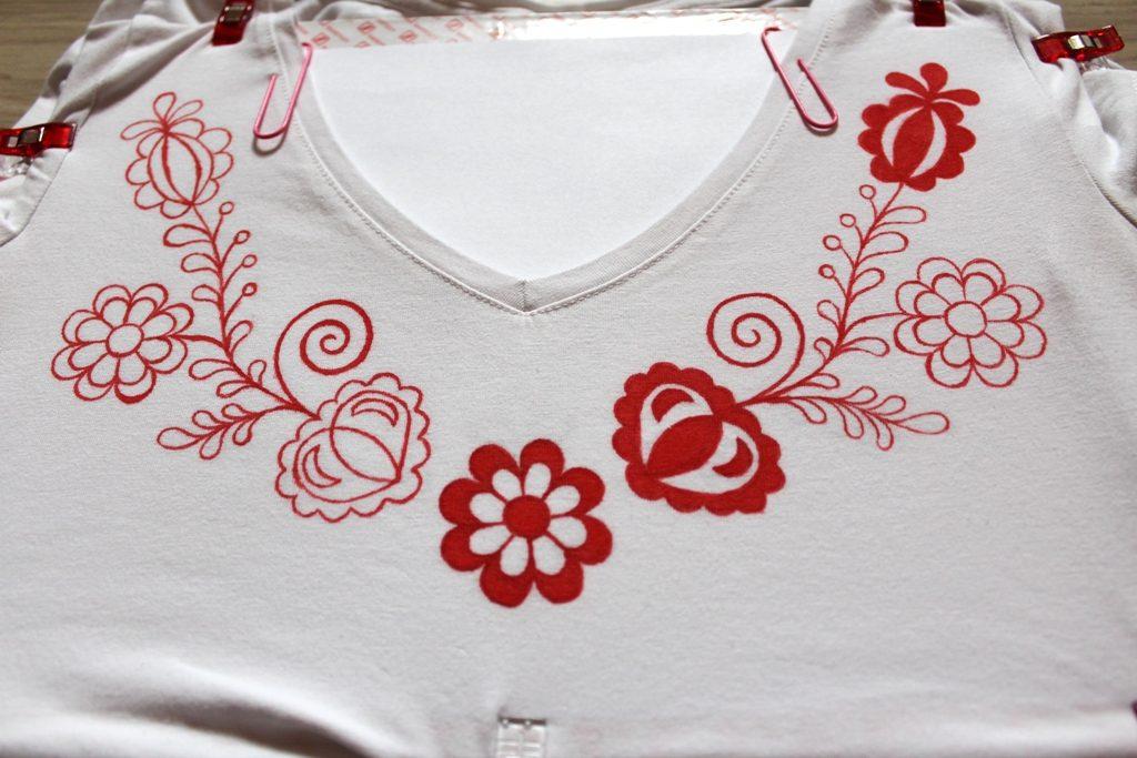 maľované tričko postup (7)